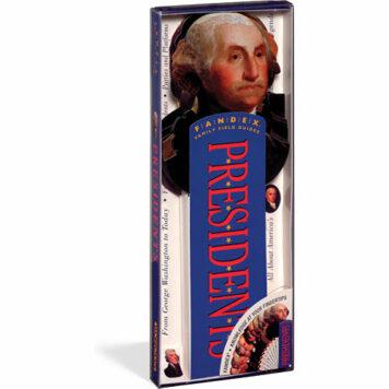Fandex: Presidents Paperback