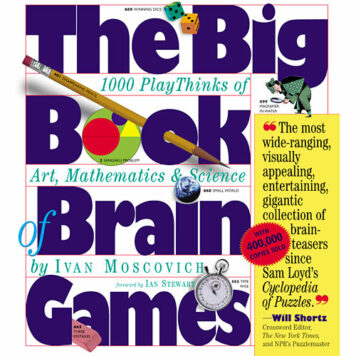 Big Book of Brain Games Paperback