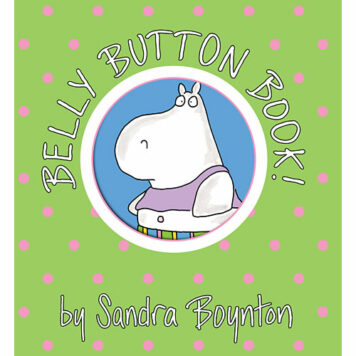 Boynton: Belly Button Book Paperback