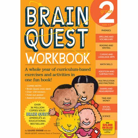 Bq Workbook: Grade 2 Paperback