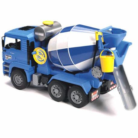 Man Cement Mixer
