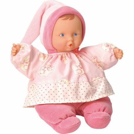 Corolle Babi Corolle Babipouce Pink Cotton Flower Doll