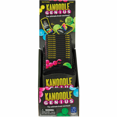 Kanoodle Genius Display (12 Games)