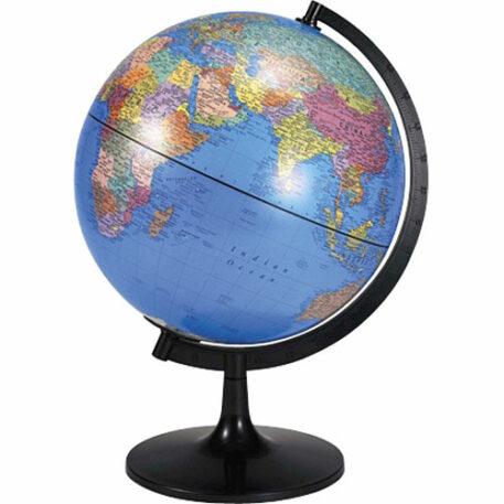 """11"""" Desktop Politcal Globe"""