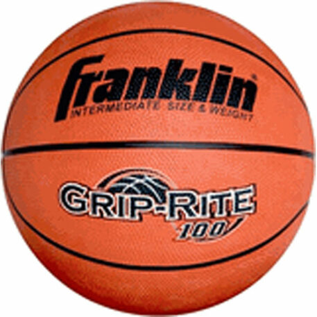 Official Grip-rite 100 Basketball