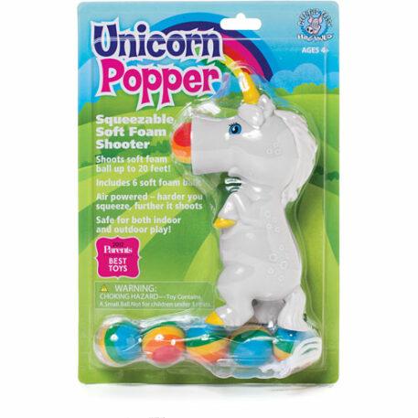 Unicorn Popper - White