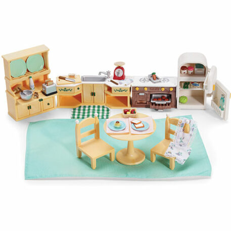 Kozy Kitchen Set