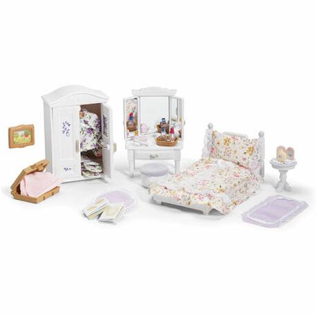 Girl's Lavender Bedroom Set