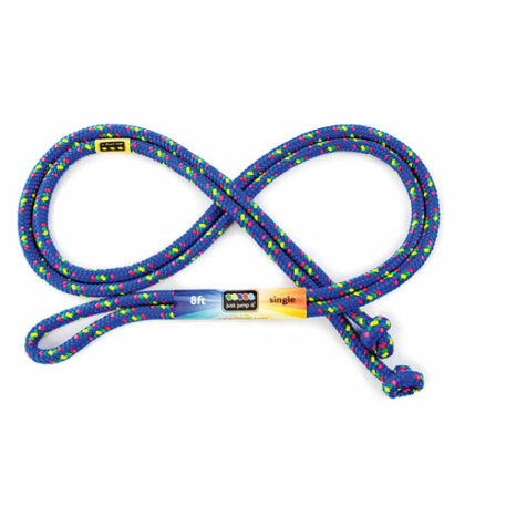 8 Foot Jump Rope-blue