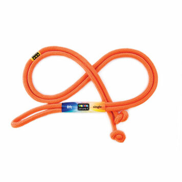 8 Foot Jump Rope- Orange