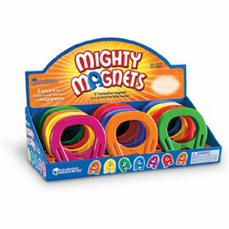 POP Display-5in Horseshoe Mighty Magnets