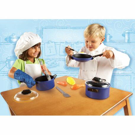 Pretend Play Pro Chef Set