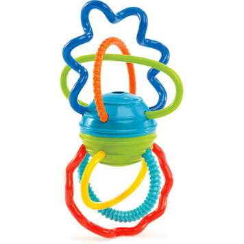 """Oball Clickity Twist - 6"""""""