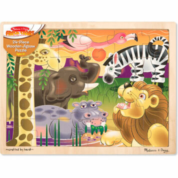 African Plains (24pc)