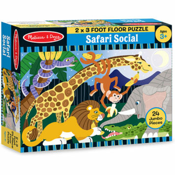 Safari Social (24pc)