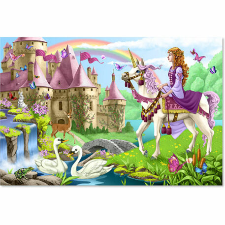 Fairy Tale Castle (48pc)