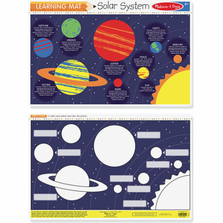 Solar System (Bundle of 6)