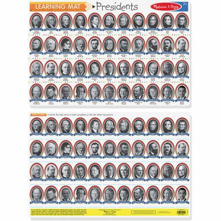 Presidents (Bundle of 6)