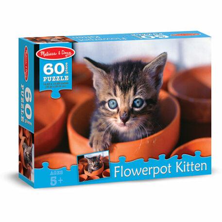 Flowerpot Kitten