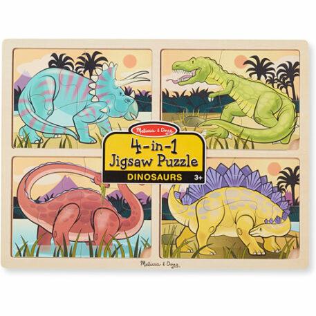 4-in-1 Dinosaur