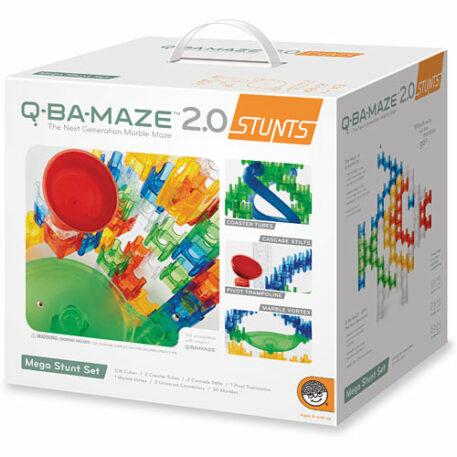 Q-BA-MAZE 2.0: Mega Stunt Set