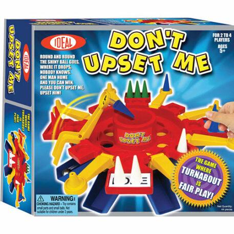 Don't Upset Me