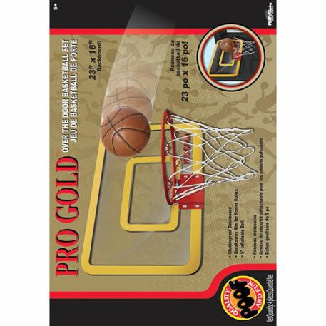Pro Gold Large Basketball Hoop