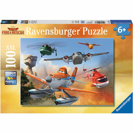 Fire & Rescue: Fighting the Fire (100 pc XXL Puzzle)