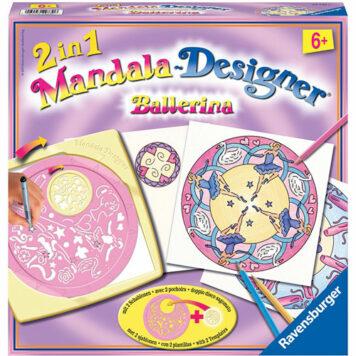2in1 Mandala Designer Ballerina
