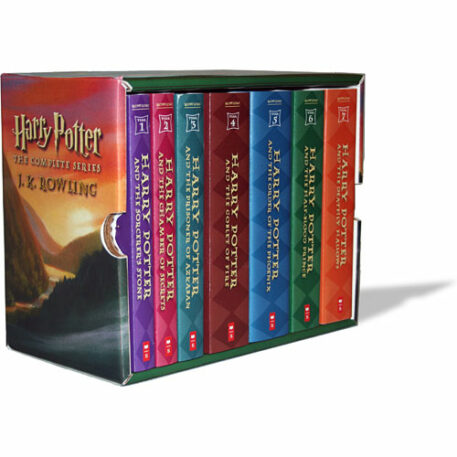 Harry Potter: Boxset Books 1-7 (pb)
