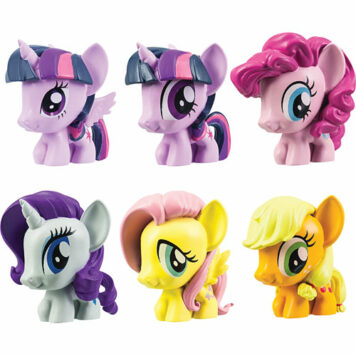 My Little Pony Mash'ems