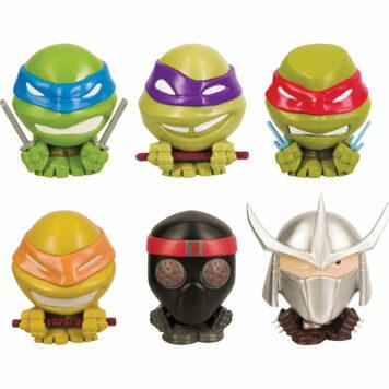 Teenage Mutant Ninja Turtles Mash'ems