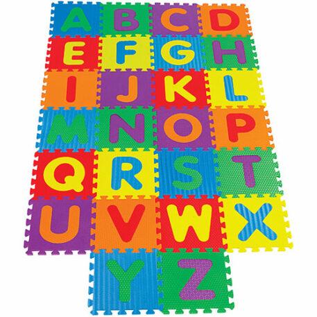 Alphabet Puzzle Mat
