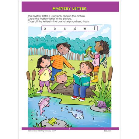 Big First Grade Workbook