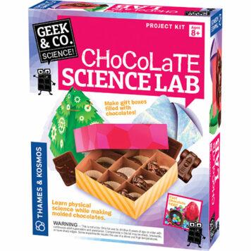Chocolate Science Lab