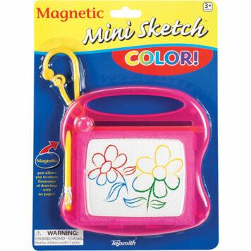 Color Mag Mini Sketch