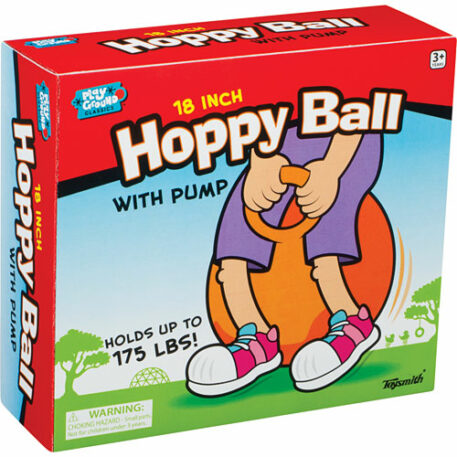 18In Hoppy Balls W/ Pump