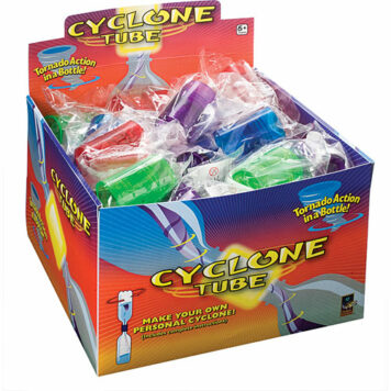 Cyclone Tube Display