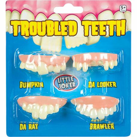 Troubled Teeth