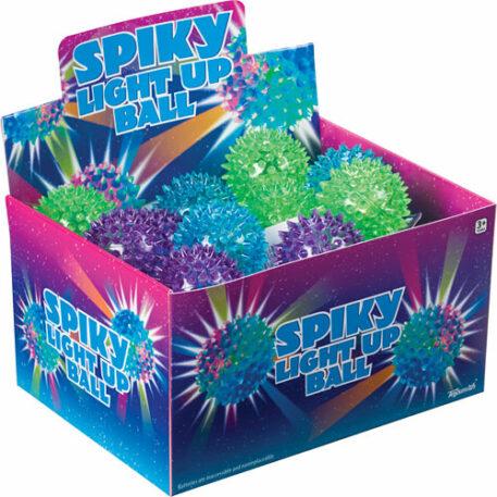 Flashing Spiky Ball