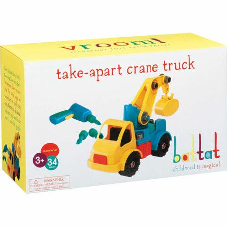 Take Apart Crane