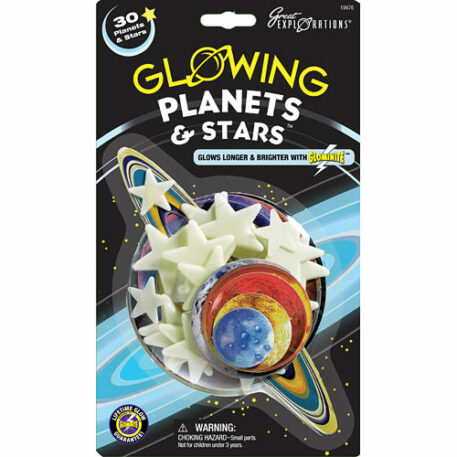 Planets Stars