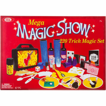 Ideal Mega Magic Show Kit