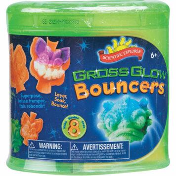 Scientific Explorer Gross Glow Bouncers