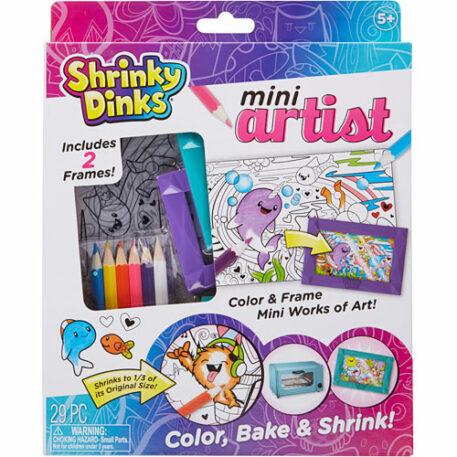 Shrinky Dinks Mini Artist Activity Set