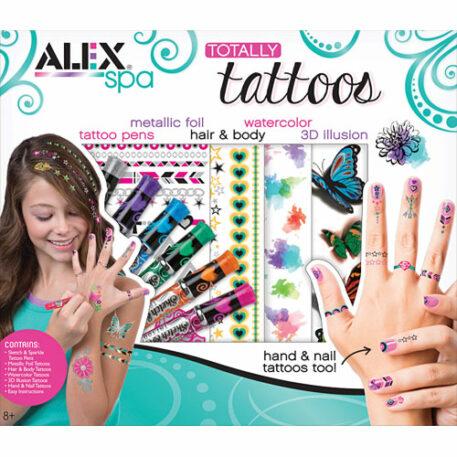 ALEX Spa Totally Tattoos