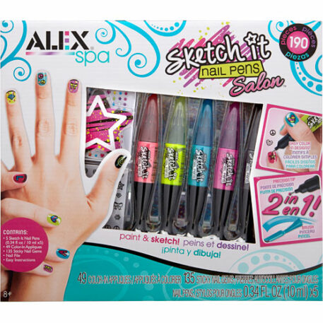 ALEX Spa Sketch It Nail Pens Salon