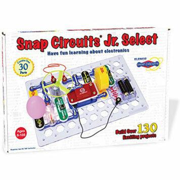 Elenco Electronics Snap Circuits Jr. Select Discovery Kit