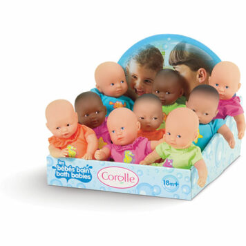 Corolle Les Minis Bath Time Doll