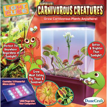 LED Carnivorous Creatures
